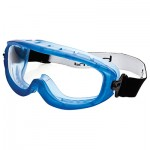 BOLLE 1652301 ATOM GOGGLE CLEAR INDIRECT VENTS TOP/BOTTOM