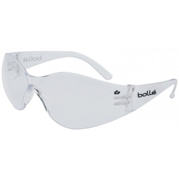 BOLLE BANDITO 1667201 CLEAR FRAME CLEAR LENS SPEC