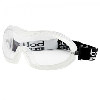 BOLLE 1641101 NITRO LOW PROFILE GOGGLE CLEAR LENS