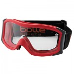 BOLLE 1650403 VAPOUR RED FIRE FIGHT TPV FRAME CLEAR LENS
