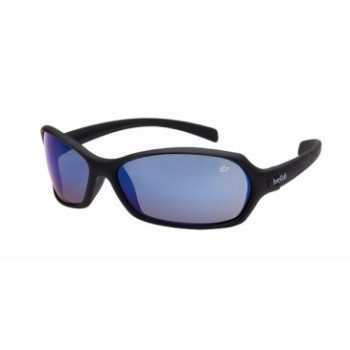 BOLLE HURRICANE 1662204 BLACK VALV BLUE FLASH LENS SPEC