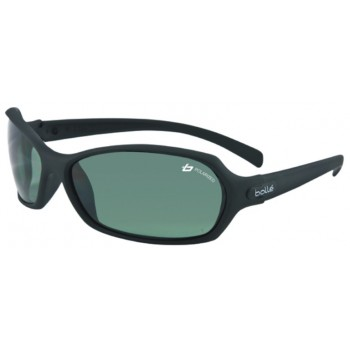 BOLLE HURRICANE 1662215 POLARISED BLACK VALV FRAME GREY/GRN LENS