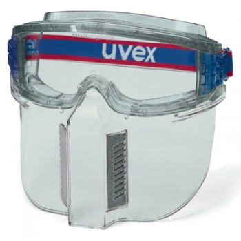 UVEX 9301-382 GOGGLE A/F CLEAR LENS MOUTH PROT