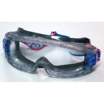 UVEX 9301-624 GOGGLE A/F CLEAR LENS FOAM