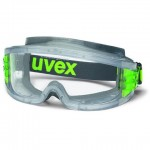UVEX 9301-305 ULTRAVISION VENTED PC GOGGLE AC-A/F CLEAR