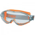 UVEX 9302-345 ULTRASONIC GOGGLE SUPRAVISION A/F HC CLEAR LENS