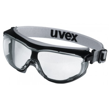 UVEX 9307-390 CARBONVISION GOGGLE THS CLEAR LENS