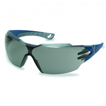 UVEX 9198-300 PHEOS CX2 BLUE/GREY SMOKE LENS