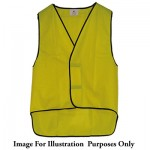 DAY VEST W20 WITH TAIL VELCRO CLOSE