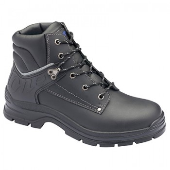 BLUNDSTONE B312 BLACK LACE UP BOOT