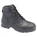 BLUNDSTONE B313 BLACK RAMBLER LACE UP BOOT