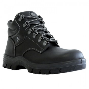 705-60510 SATURN LACE UP BOOT BLACK