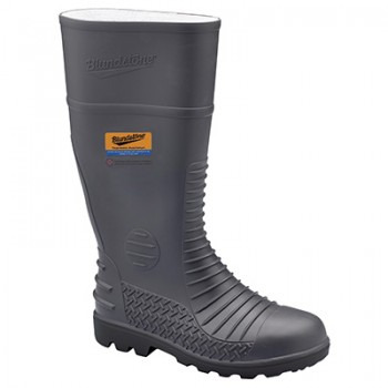 BLUNDSTONE 024 GUMBOOT STEEL TOE AND MIDSOLE