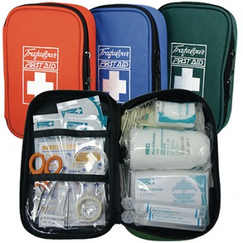 876474 PASSENGER VEHICLE FIRST AID KIT