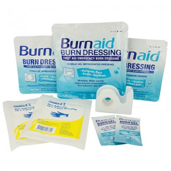 BRADY SMALL BURN MANAGEMENT PACK