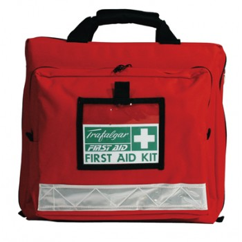876476 WORKPLACE PORTABLE SOFT CASE FIRST AID KIT #