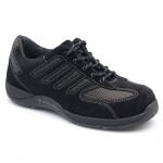 B742 BLUNDSTONE LADIES LACE UP JOGGER BLACK