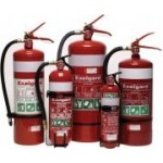 Exelgard  ABE Dry Chemical (DCP) Extinguishers